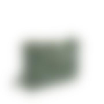 LAMARI BERLIN Dark Green Small Lou Hand Bag