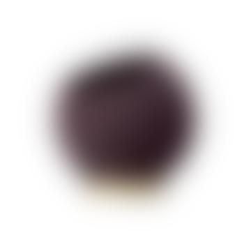 Bordeaux Ø17 Globe Flower Pot (4 colours)