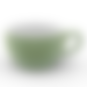Coupe de couleur unie kaki