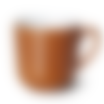 Toffee Solid Color Mug