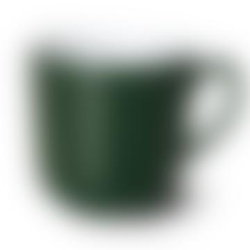 Dark Olive Green Solid Color Mug