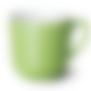 Spring Green Solid Color Mug