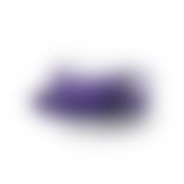 Coupe de couleur unie violet