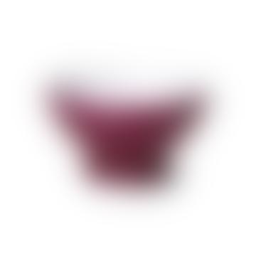Bordeaux Solid Color Bowl