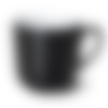 Tasse de couleur unie noire