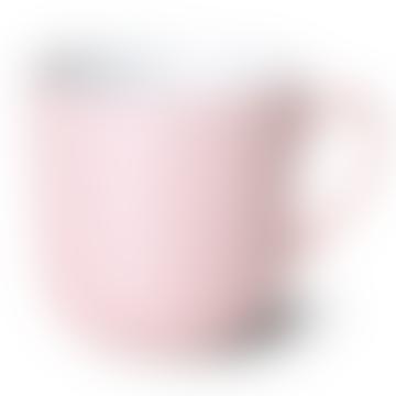 Powder Pink Solid Color Mug