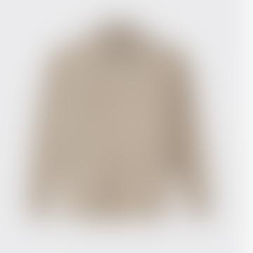 Minimum Khaki Fjell Shirts