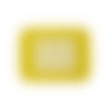 Lemon Large Fia Tray