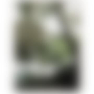 30x40cm Matte Paper Green Home 03 Poster