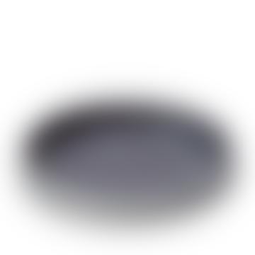 Large Tribal Diamond Round Platter