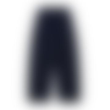 YMC Navy Market Crop Trouser