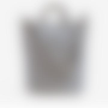 Baggu Sailor Stripe Cotton Canvas Duck Shoulder Bag