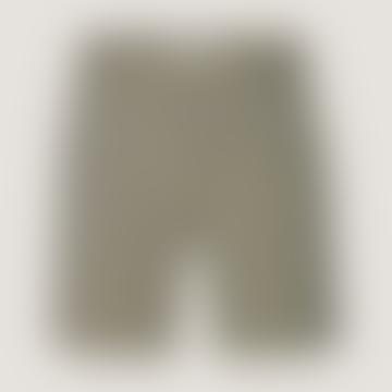 Short Hals 10929 Vert Lichen Profond