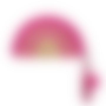 Nooki Design Pink Taco Clutch Bag