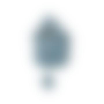 Fisura Blue Cuckoo Clock