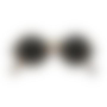 Light Tortoise G Shape Sunglasses