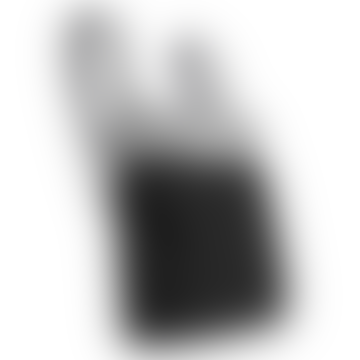 Grey & Black Transforming Tote Bag
