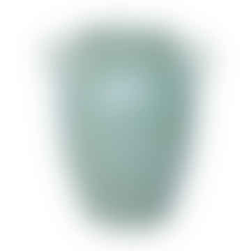 Green Malachite Pot With Ears