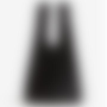 Baggu Black Nylon Ripstop Big Reusable Bag
