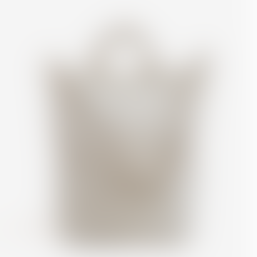 Baggu Grid Cotton Canvas Duck Shoulder Bag