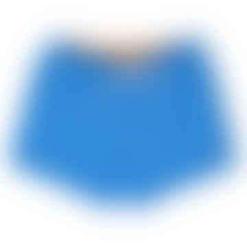 Champion Blue Plain Beach Shorts