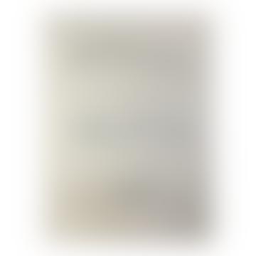 53cm Grey Metal Peninsula Lyon Skyline