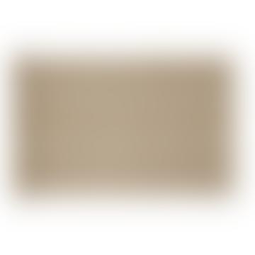 Nordal White Seagrass Table Runner