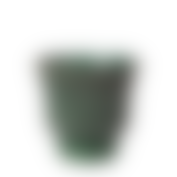 Large Green Stoneware Isaballa Plant Pot
