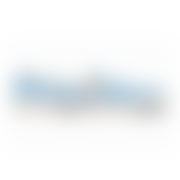 Montecristi Zebra Bleu Slipper