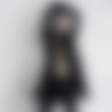 Oliver Long Bomber Jacket Black