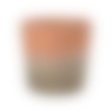 Large Colour Fade Terracotta To Stone Plant Pots