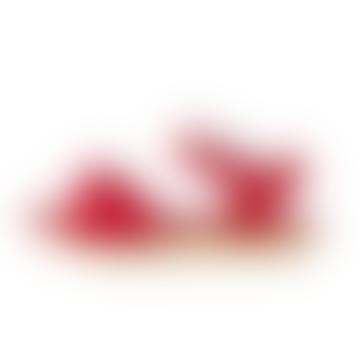 Red UK9 SW10 EU26 27 Ss 19 Surfer Sandal