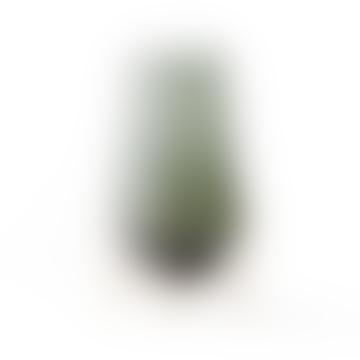 Menu Large Glass Smoked Echasse Vase
