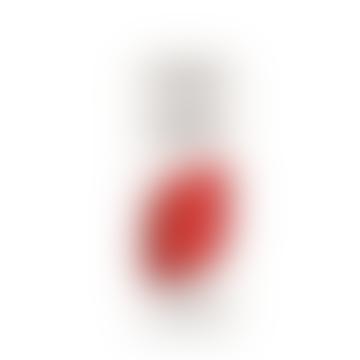 Vernis à ongles Amour Red Shimmer Bio à base biologique