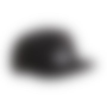 Dark Seas Broadside Cap Black