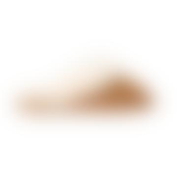 Chestnut Suede Jolie Slipper