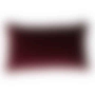 Cushion Velvet Mulberry Rectangle