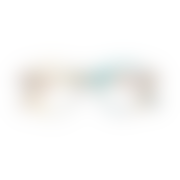 "Reading Glasses in ""Flash Lights"" Multi-Coloured Frame (Frame Shape: #D)"