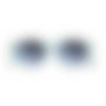 IZIPIZI Sunglasses in Light Azure (Frame Shape: #H)