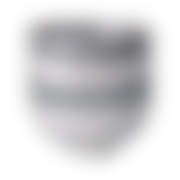 Denby 480ml Stoneware Studio Grey Mixed 4 Piece Rice Bowl Set