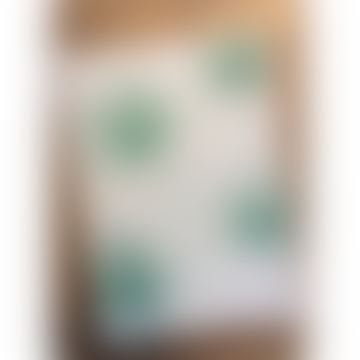 A5 Palm Leaf Organic Writing Pad