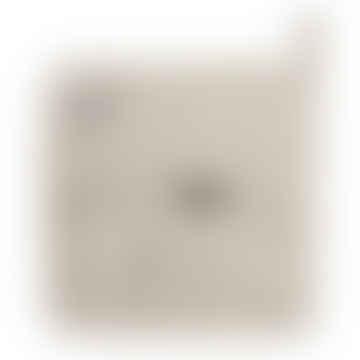 Sophie Allport Stone Colour 100% Cotton Dogs Pattern Pot Grab Mitt