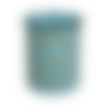 Mr Fox Tin Utensil Jar Blue