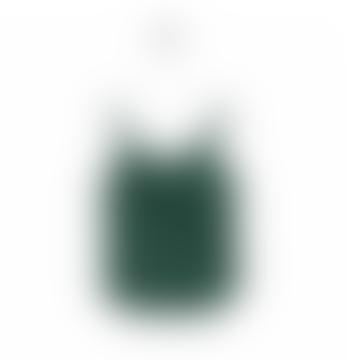 Mangold top green print Bric-a-brac