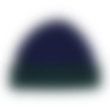 Green Blue Mies Beanie
