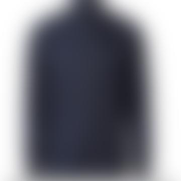 Les Deux Valentin Shirt - Dark Navy