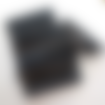 Quinton & Chadwick Merino Stripe & Spot Fade Scarf