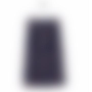 Plommon skirt blue flower print pink Bric-a-brac