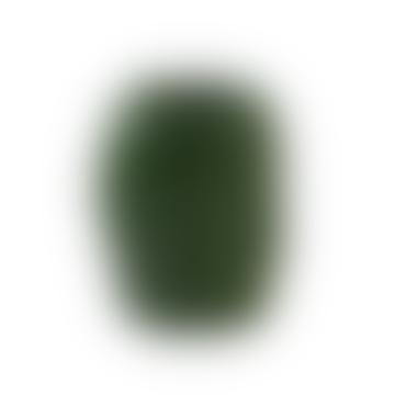 raawii Juniper Green Earthenware Jam Vase
