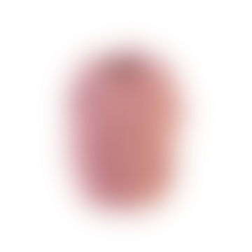 raawii Pink Earthenware Jam Vase